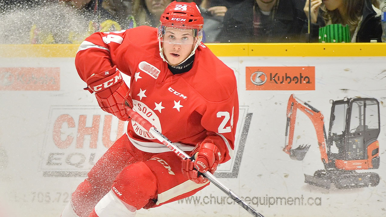 OHL: League Roundup - Greyhounds Offence Dominates Wolves