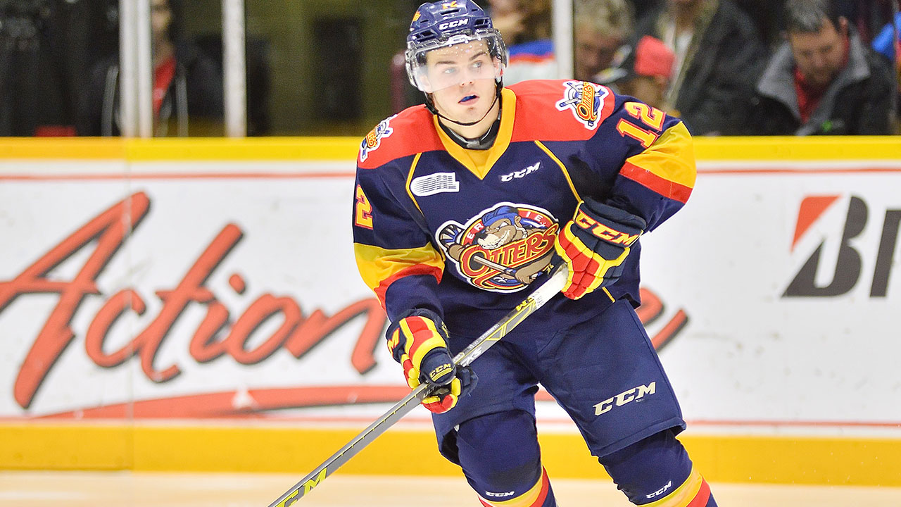 OHL: Roundup - DeBrincat Sparks Otters' Win Over Firebirds