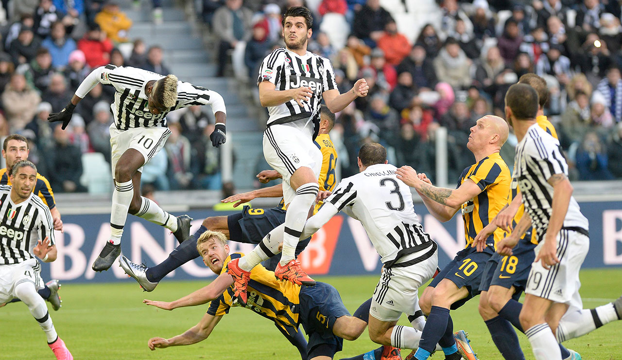juventus verona highlights 2016 - photo#28