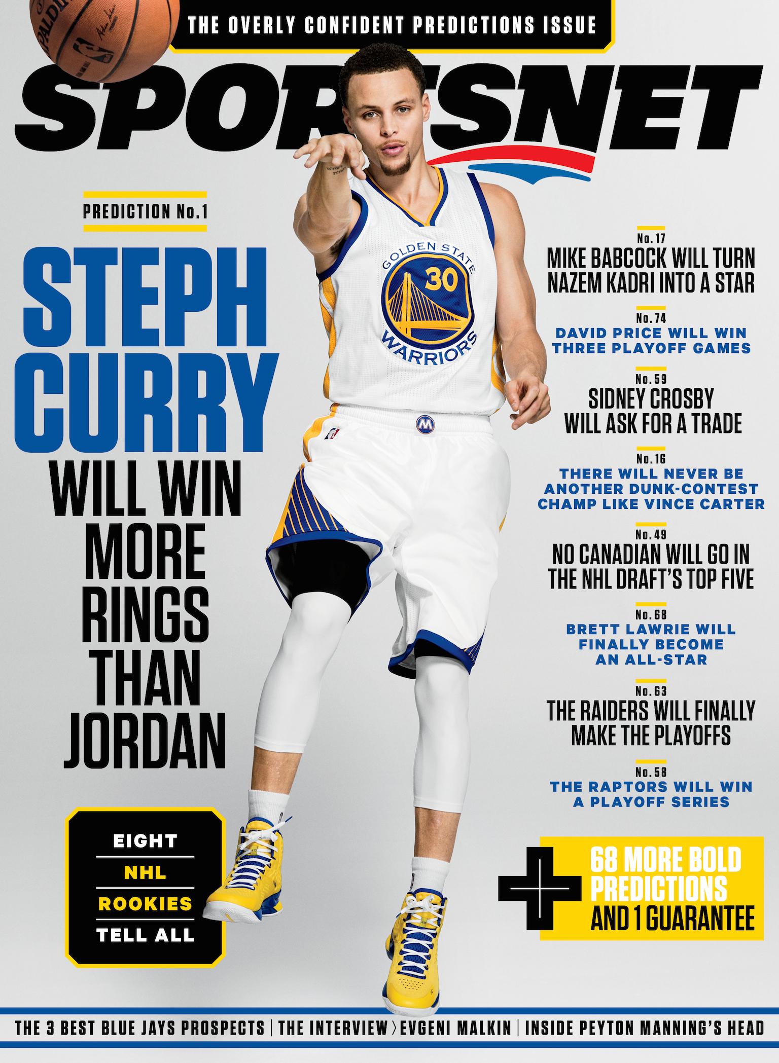 Sportsnet Magazine - Previous Issues - Sportsnet ca
