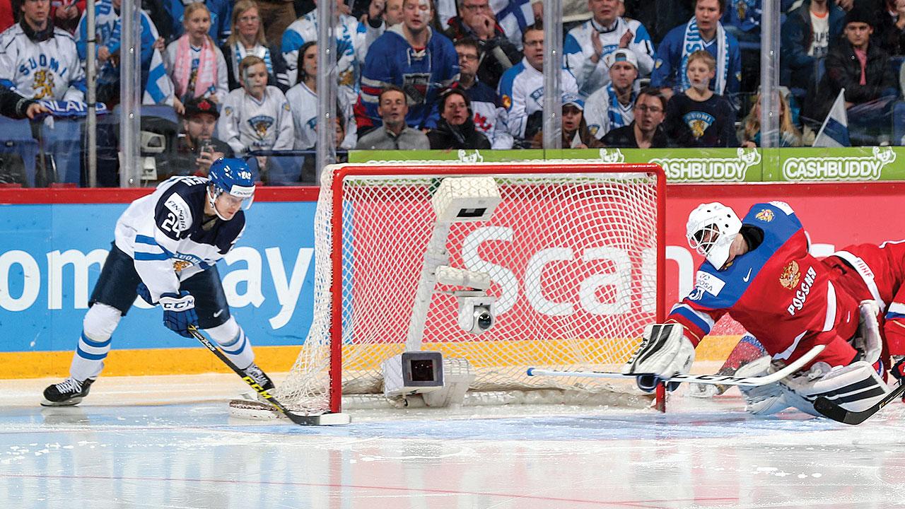 WJC: Watching Finland Win The World Juniors. Again.
