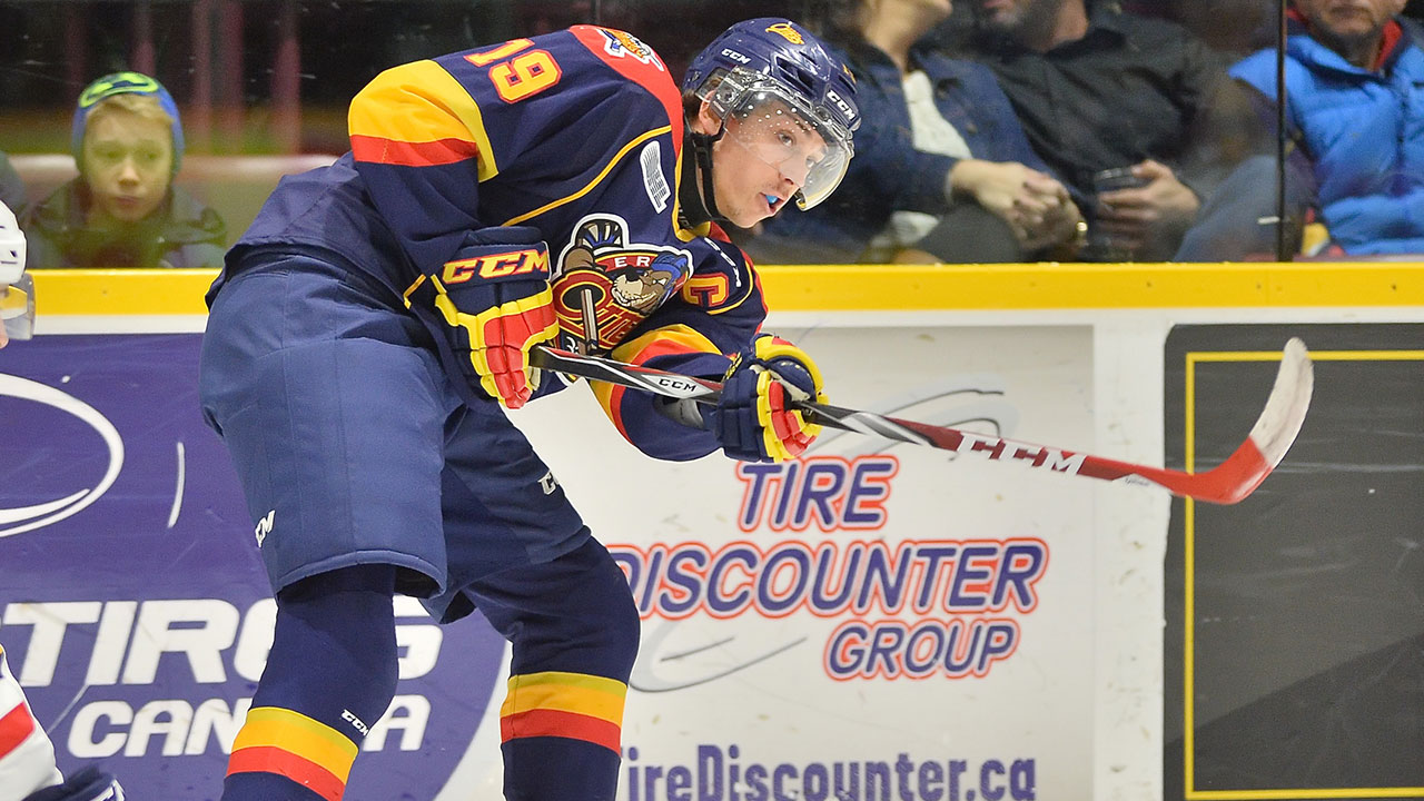 Dylan Strome; Erie Otters; Arizona Coyotes; 2015 NHL Draft; OHL; CHL; NHL; 2016 IIHF World Junior Championship