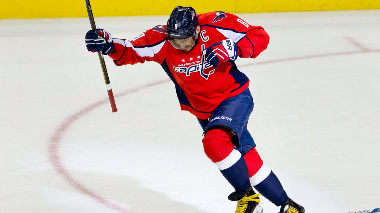 Five Things We Learned In The NHL: Ovi Chasing Jagr