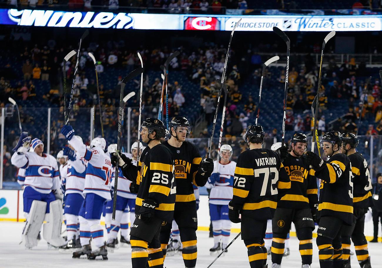 39db1f9a3 Best photos from the 2016 Bridgestone NHL Winter Classic - Sportsnet.ca