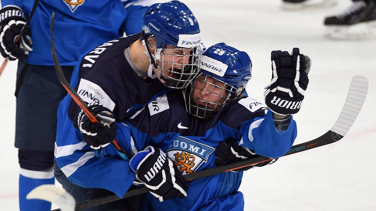 Patrik Lane; Jesse Puljujarvi; Finland; IIHF World Junior Championship