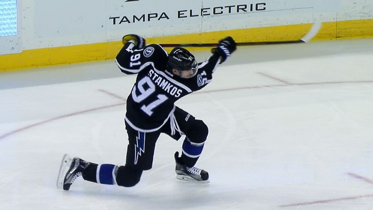Five Things We Learned In The NHL: Signature Stamkos