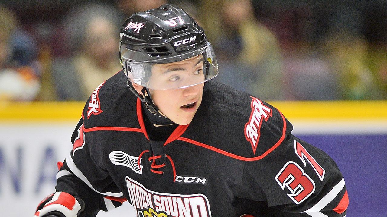 OHL: Roundup - Suzuki Scores OT Winner As Attack Edge Sting
