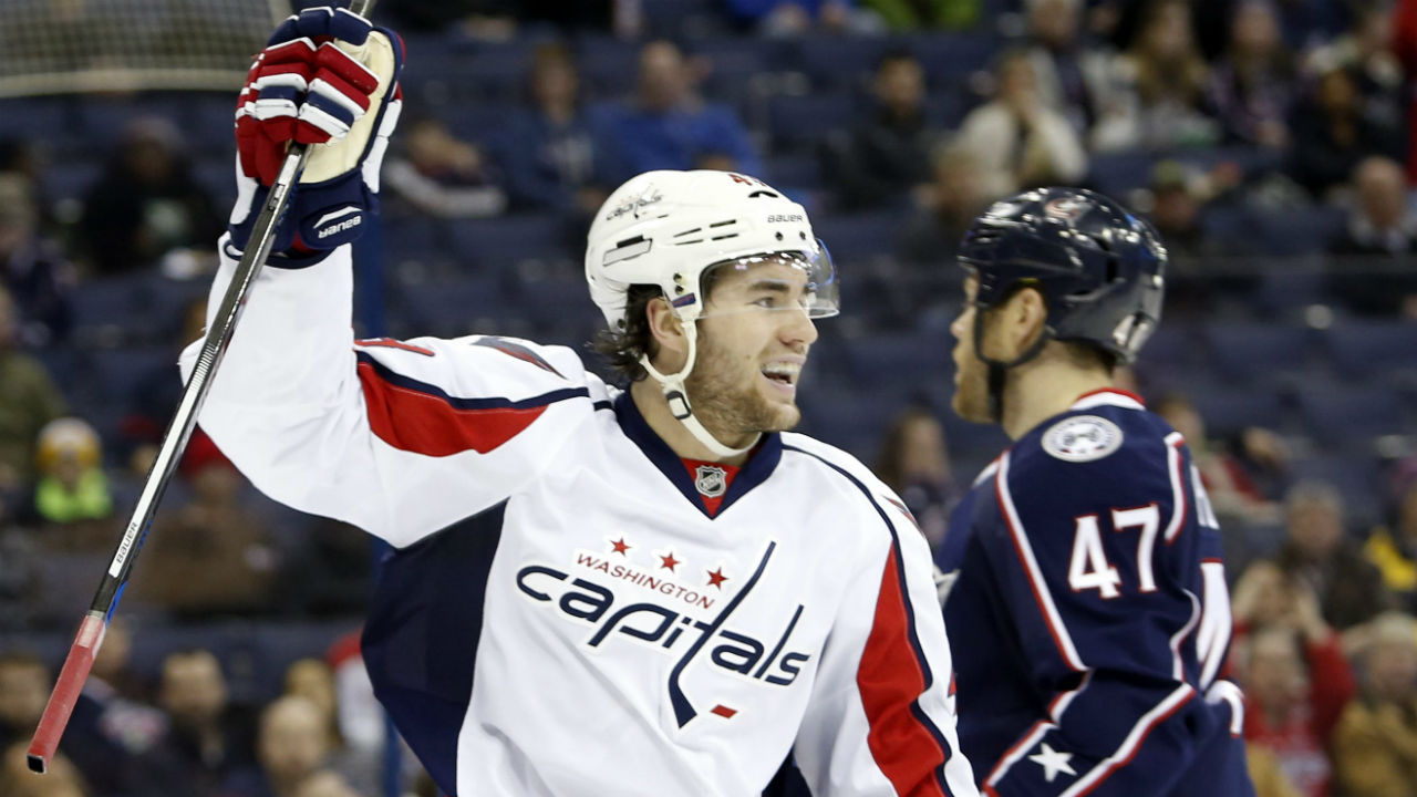Capitals' Tom Wilson suspended 2 games for hit on Robert Thomas