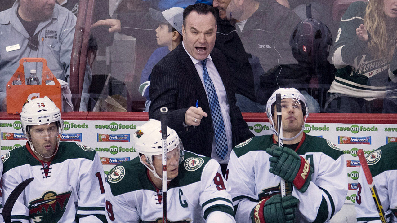 Wild Down Canucks To Snap 8-game Skid In Torchetti's Debut
