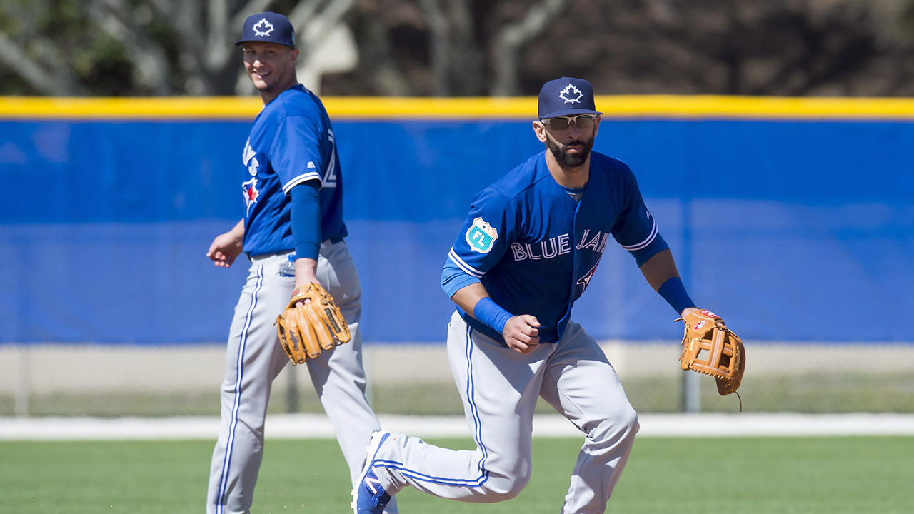 BBA Spring Training Blue Jays 20160222