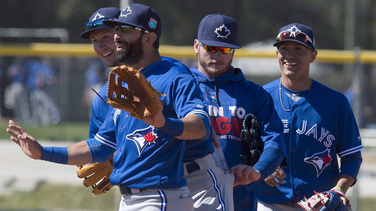 BBA Spring Training Blue Jays 20160226