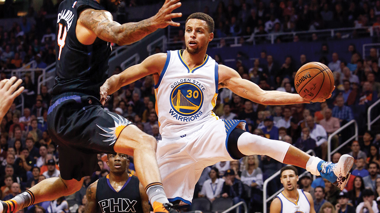 Big Read: Steph Curry isn't finished changing the NBA - Sportsnet.ca