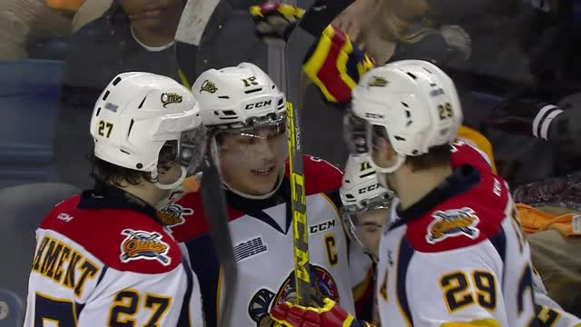 OHL: Strome Scores 32nd Of Year In Otters Win Over IceDogs