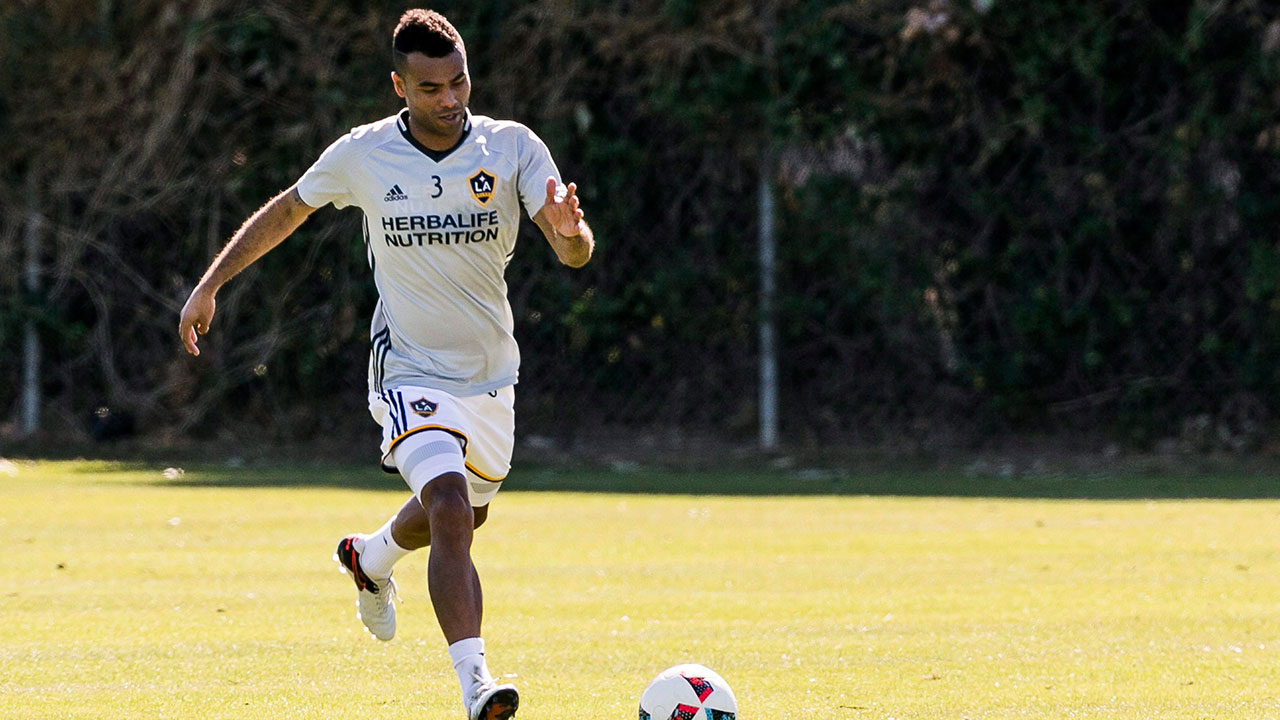 Ashley Cole: The England international has seldom played since leaving Chelsea. However, he's looked impressive in pre-season with the LA Galaxy. The 35-year-old will be the starting left-back, but he will have heavy expectations after he slandered MLS in 2014. (Damian Dovarganes/AP)
