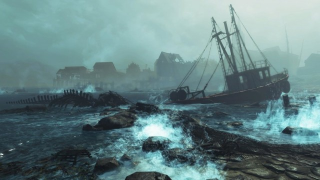 Bethesda announces Far Harbor DLC for Fallout 4. Image courtesy of Bethesda