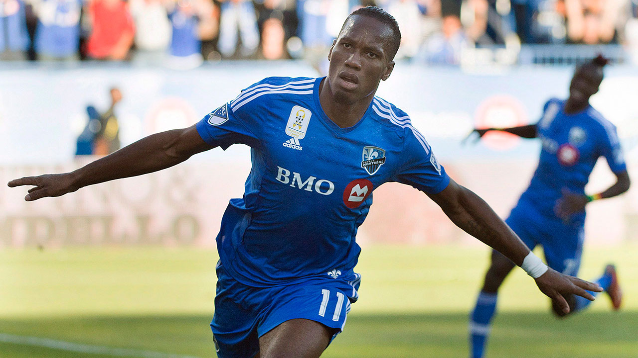 Didier Drogba: No one in MLS scored more goals than the Ivorian after he joined the Montreal Impact. Drogba scored 11 goals in 11 regular-season appearances. It appeared as if the 37-year-old was going to leave Montreal to re-join Chelsea as a coach, but he's back with the Impact and is ready to make amends for the team's playoff exit in 2015. (Graham Hughes/CP)