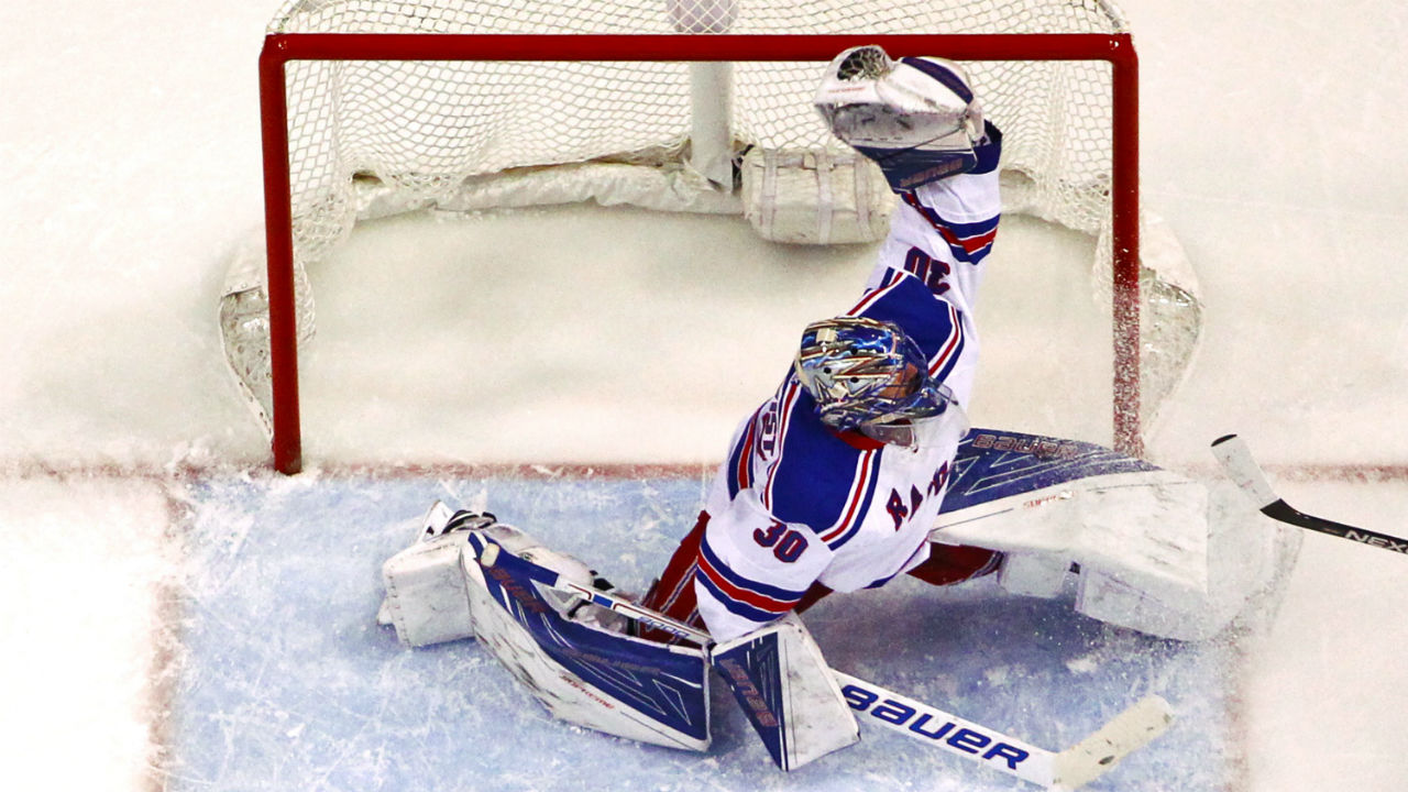 Six Things We Learned In The NHL: King Of The Crease