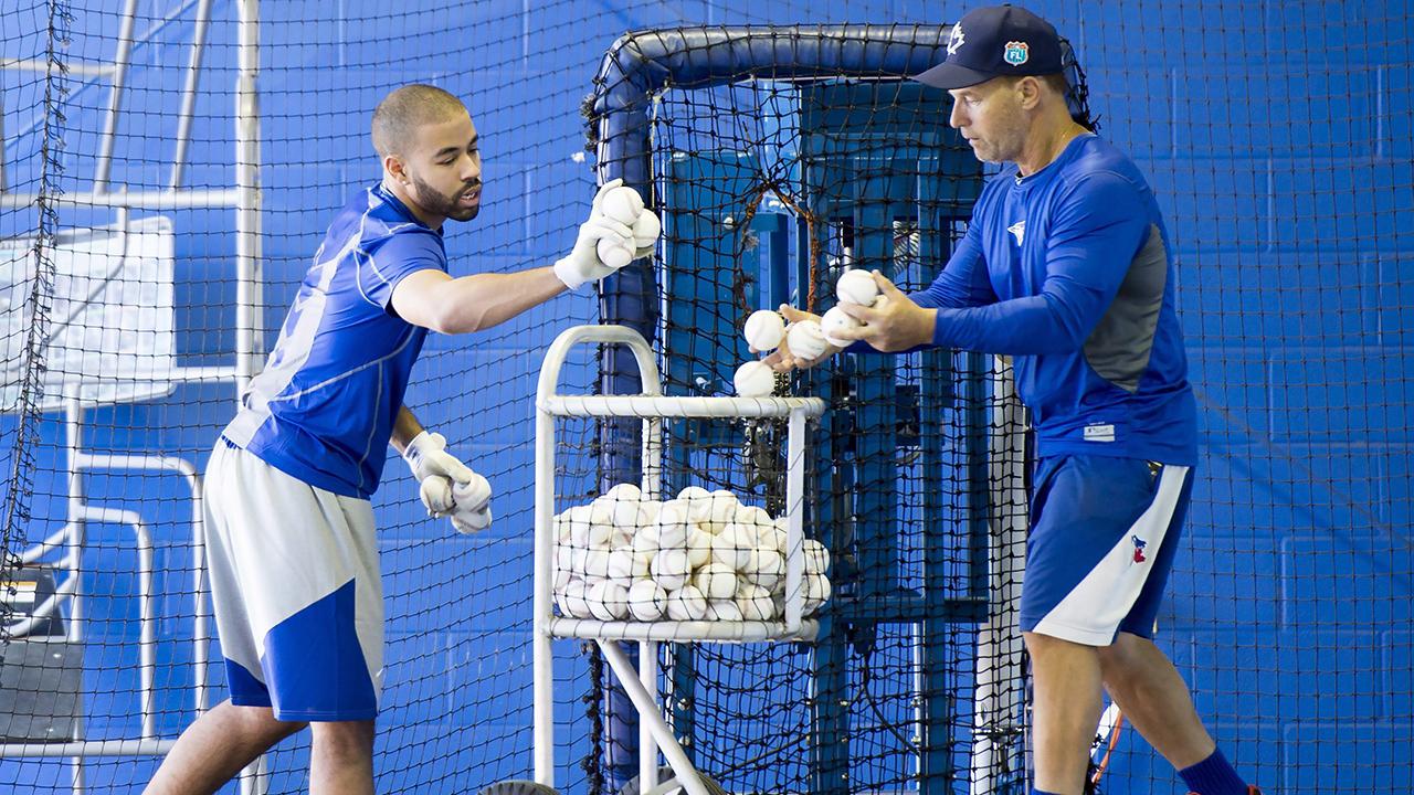 BBA Spring Training Blue Jays 20160218