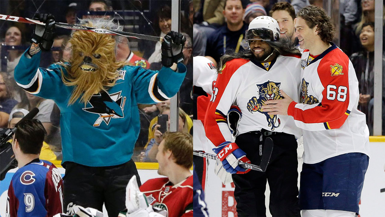 PK Subban; Brent Burns