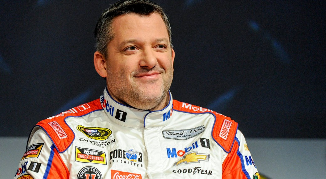 Who Is Driving Tony Stewart S Car In