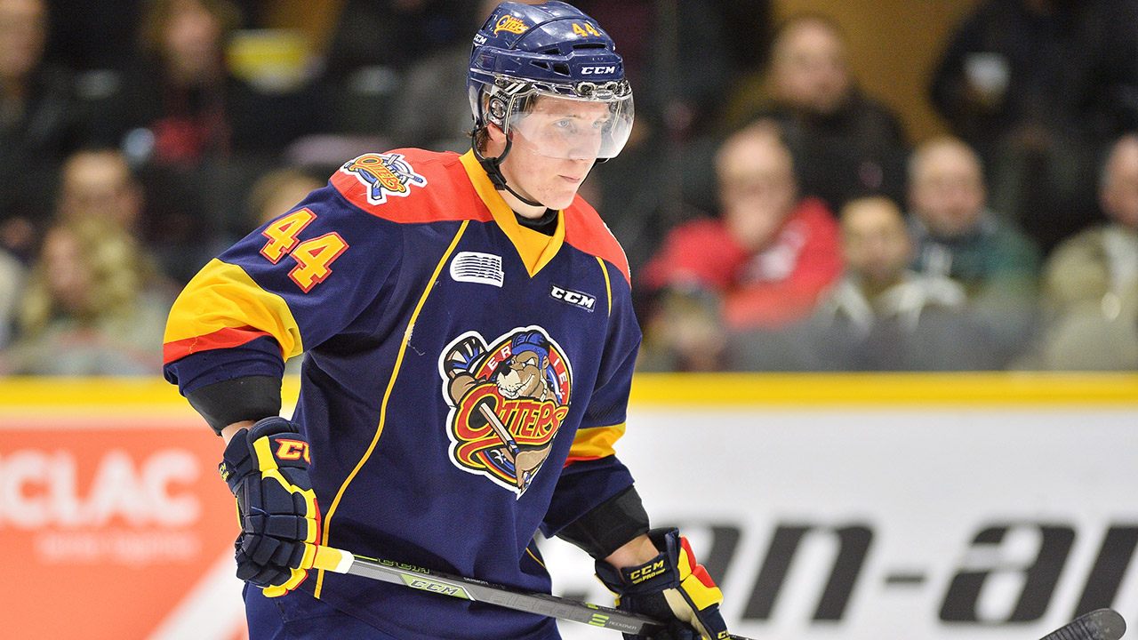 OHL: Roundup - Dermott Leads Otters Past IceDogs