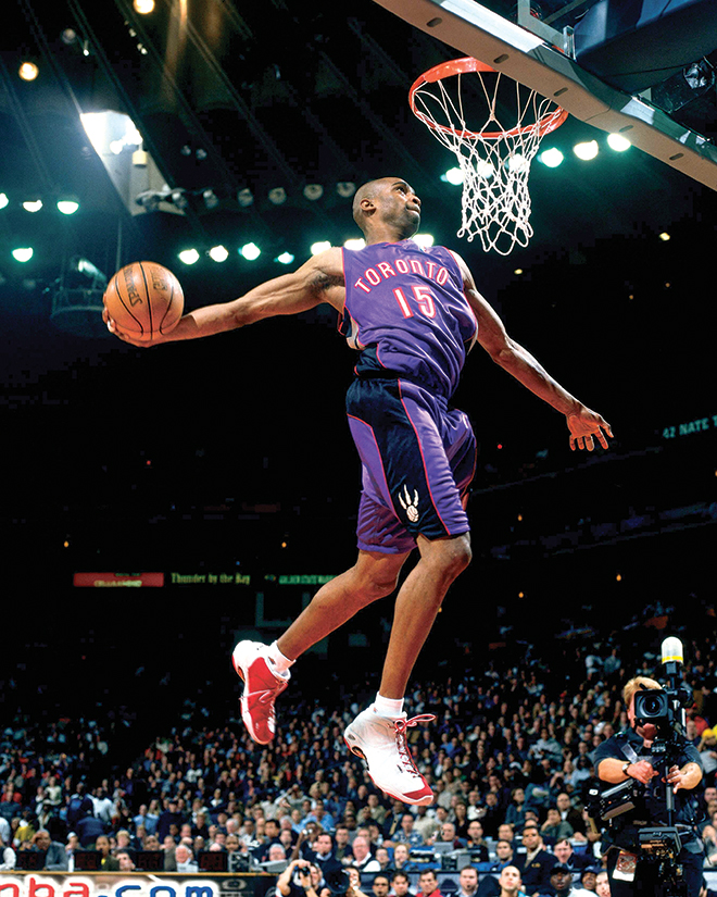 The oral history of Vince Carter s dunk contest win - Sportsnet.ca b840a4022