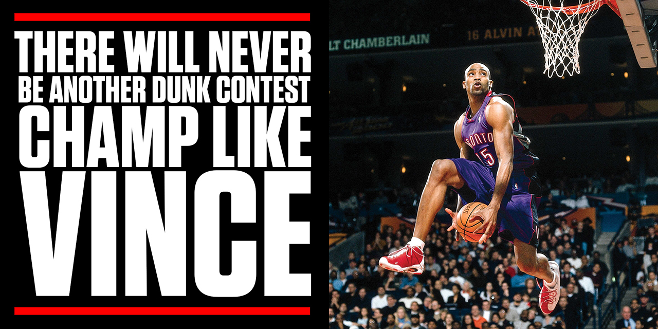 The oral history of vince carters dunk contest win sportsnet voltagebd Image collections