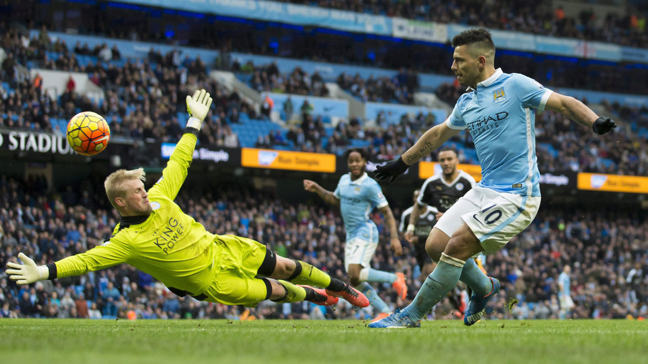 Sergio Aguero - Manchester City: The Argentinian striker played in just three group stage games, scoring just once, but is now healthy as the knockout round kicks off. With Kevin De Bruyne out, Aguero's nose for the net becomes that much more crucial.
