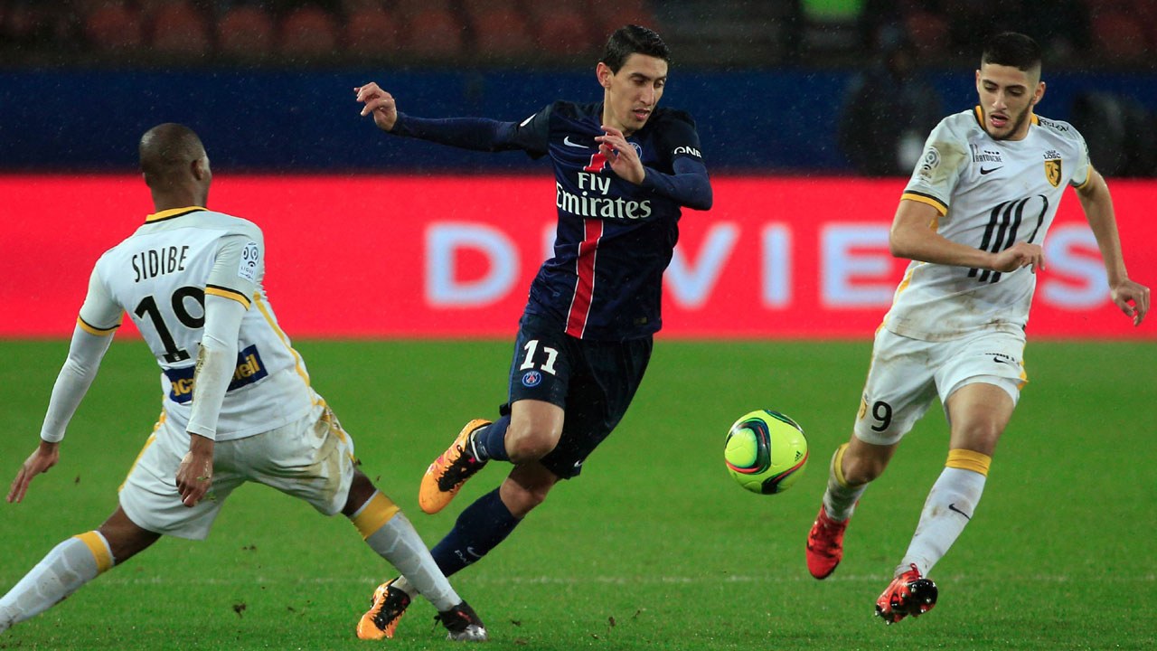 Angel Di Maria - PSG: Added from Manchester United in the summer, Di Maria provided 25 per cent of PSG's offence in the group stage. Chelsea will be no easy out for the Ligue 1 leaders, so the Argentinian winger will be key in the Round of 16.