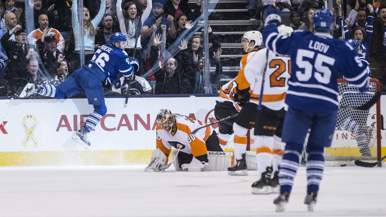 AHL: Maple Leafs' Fall Cushioned By Marlies' Dominance