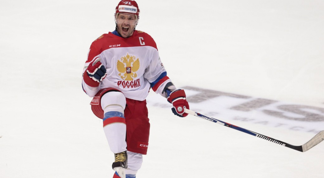 Report Ilya Kovalchuk Joining Khl Expansion Team In China