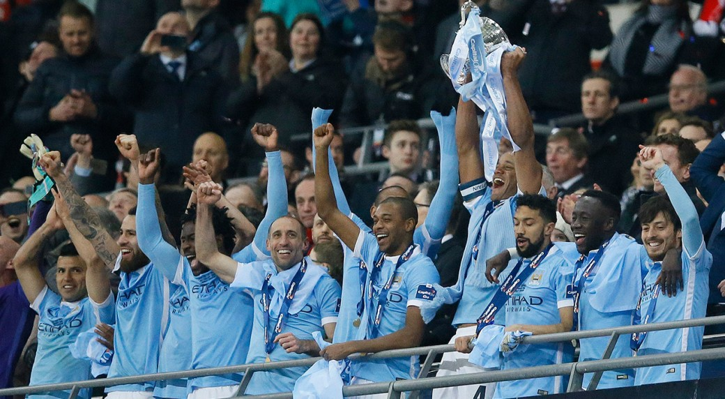 How Many Man City Won The Cup: Manchester City Edge Liverpool To Win League Cup