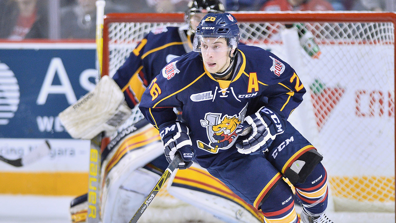 OHL: Roundup - Mangiapane, Colts Down Steelheads