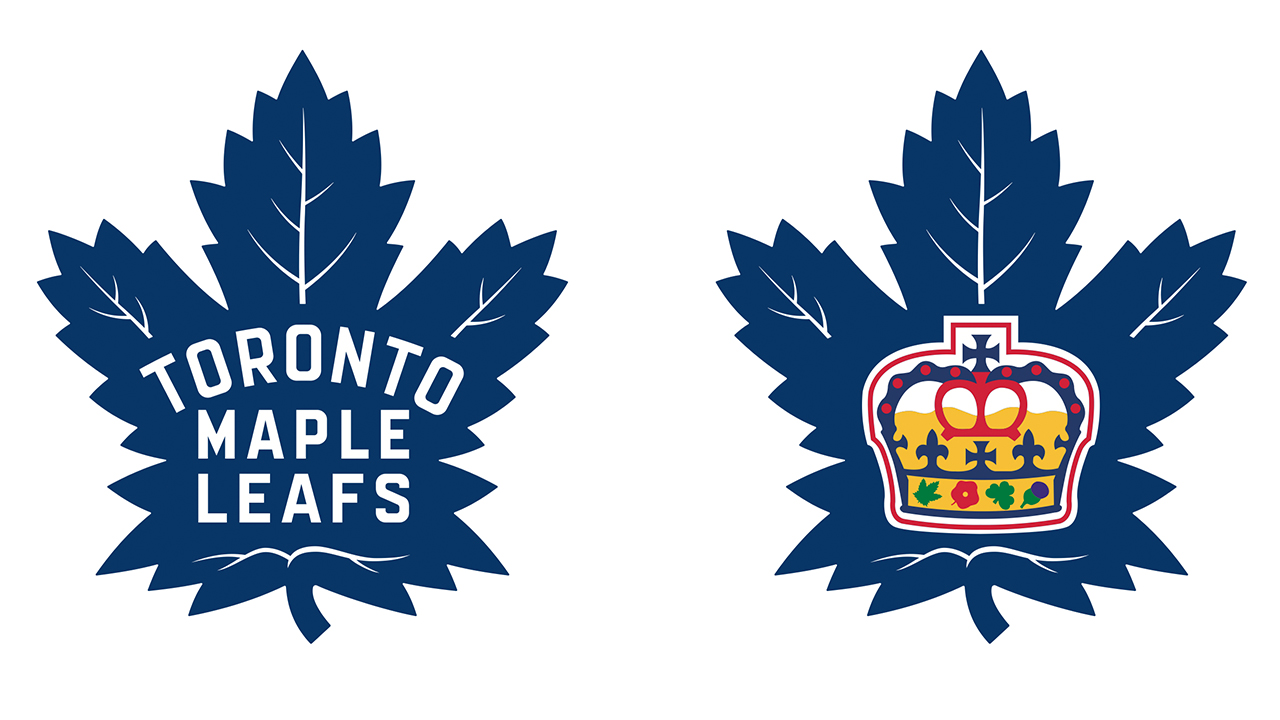 Both the Leafs and Marlies get a new look next season. (Courtesy Maple Leafs)