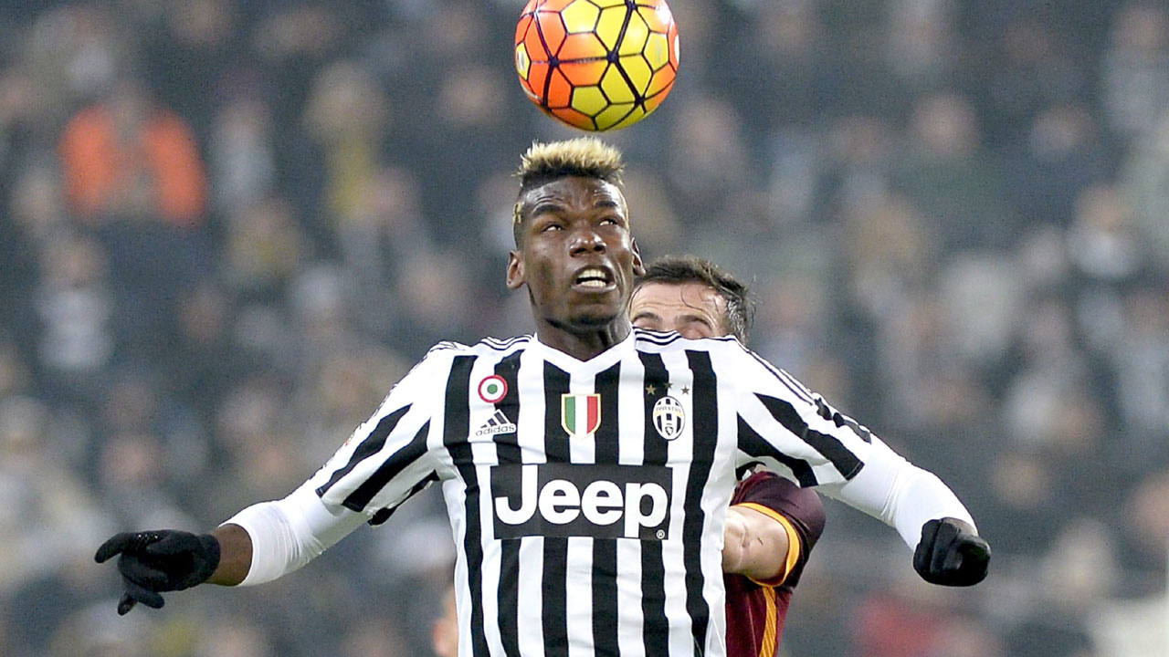 Paul Pogba - Juventus: The powerful French midfielder has played every minute of every Champions League game for Juventus this campaign, and is instrumental both offensively and defensively for the reigning Italian champions.