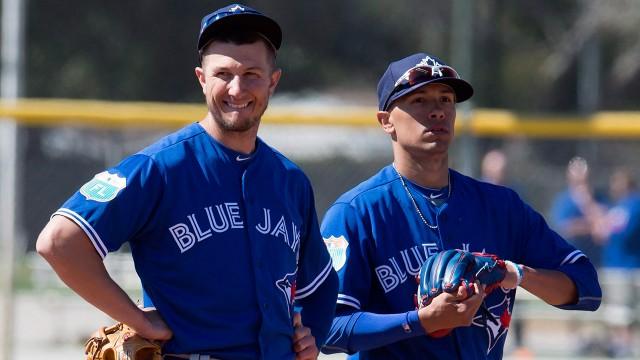 Blue Jays Notebook: Regulars being eased into spring games 'by design'