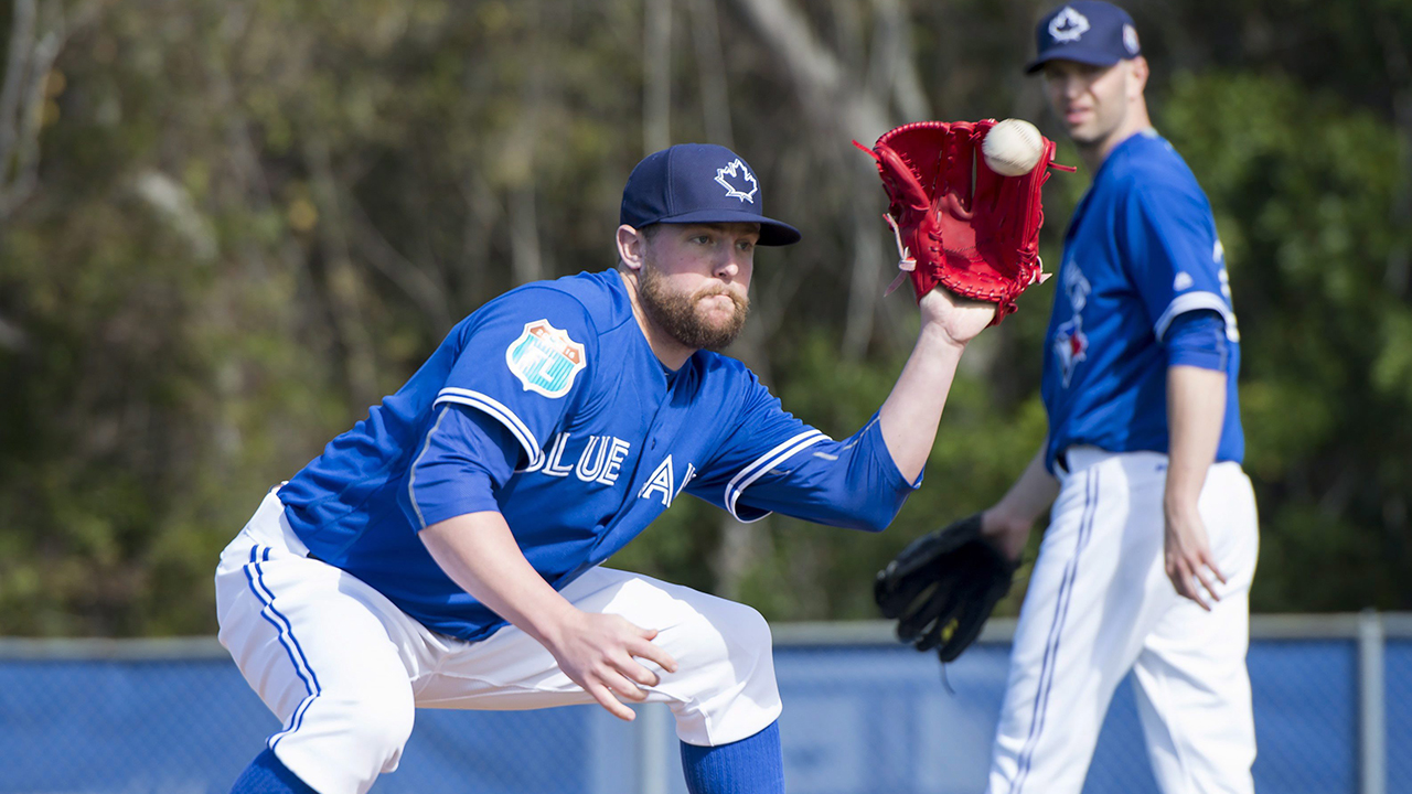 BBA Spring Training Blue Jays 20160224