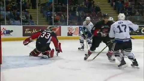 WHL: Royals Win Battle With Cougars For 100th Point
