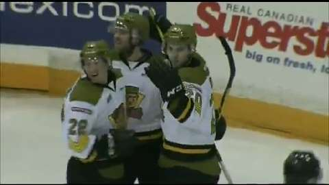 OHL: Smith Makes 37 Saves, Battalion Shut Out Petes In Game 4