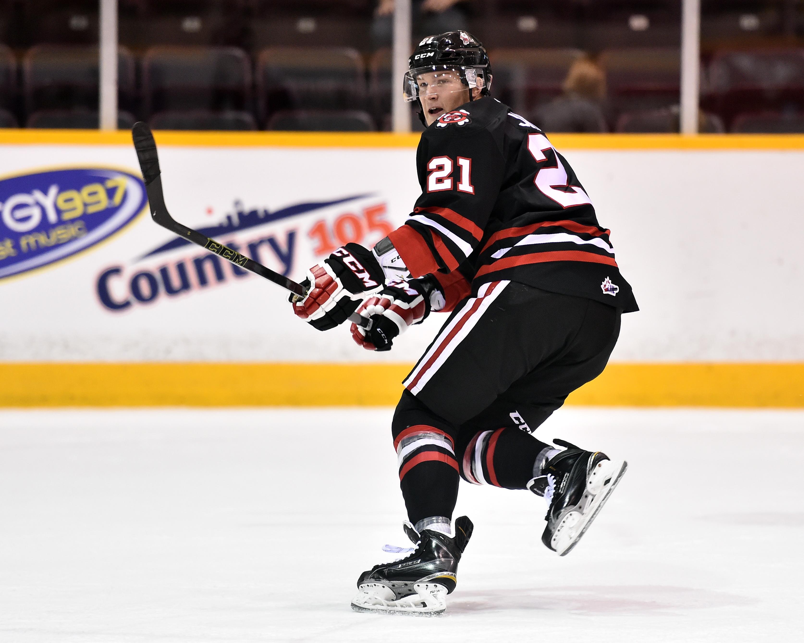 Pavel Jenys; Niagara IceDogs; OHL; CHL; Minnesota Wild; 2014 NHL Draft; OHL Playoffs; Sportsnet