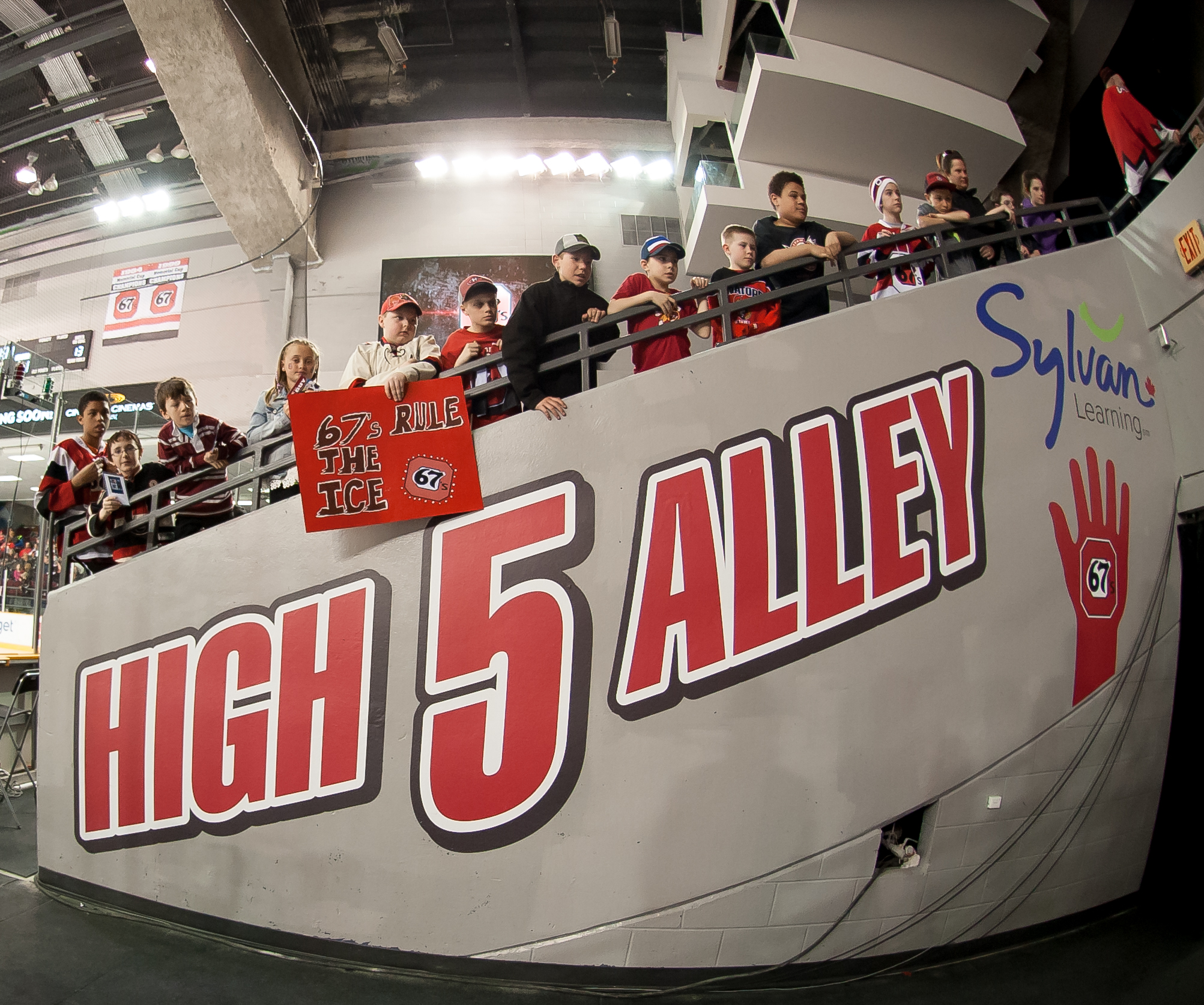 Ottawa 67's; OHL; CHL