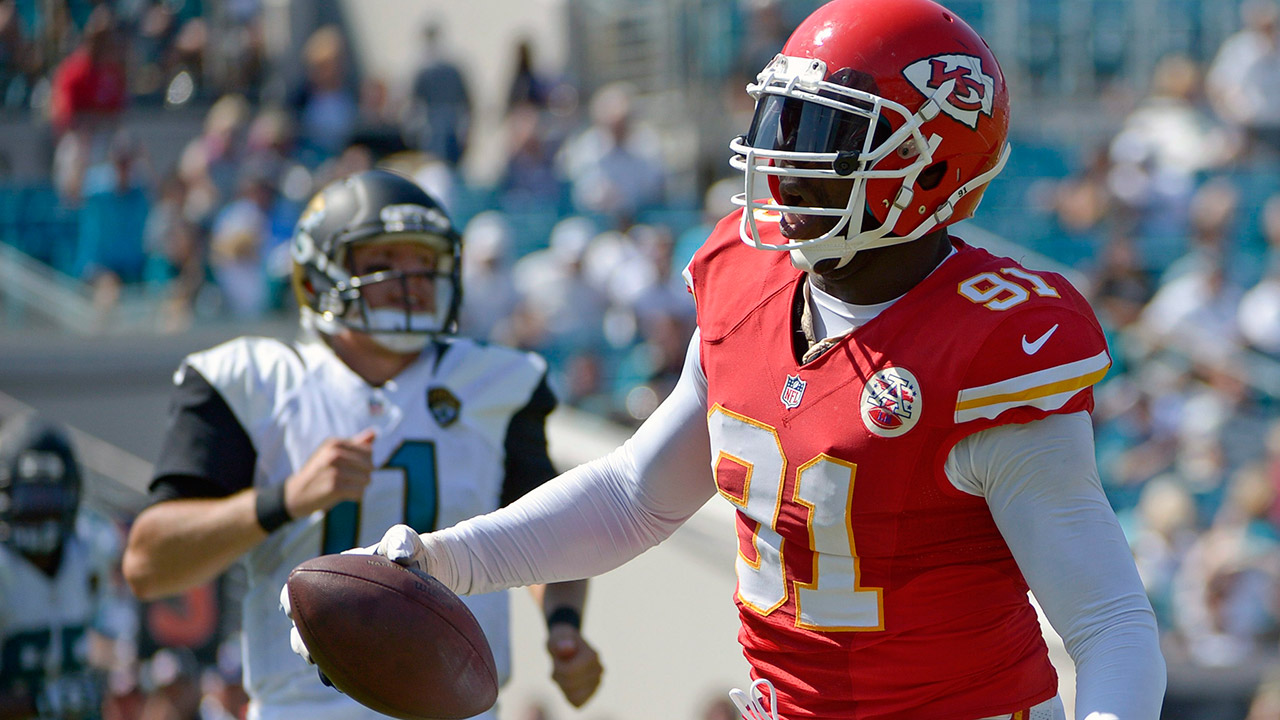 Chiefs Tamba Hali Dee Ford ruled out for game at Giants
