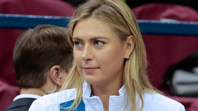 Sharapova's 1st opponent opposes wild cards after doping ban