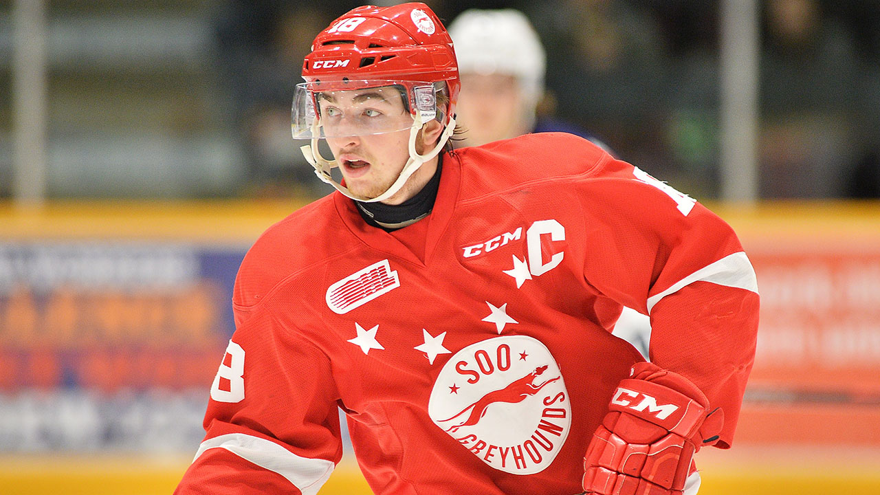 OHL: Roundup - Speers Leads Greyhounds Over Spirit
