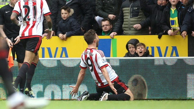 Sunderland beats Norwich, closes gap in relegation fight ...