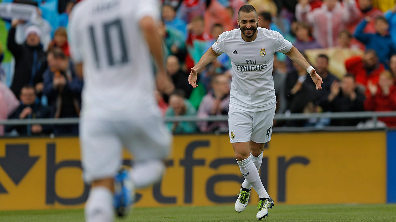 Benzema to stay with Real Madrid until end of 2021 season