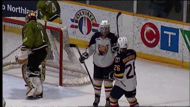 OHL: Colts Move On After Sweep Of Battalion