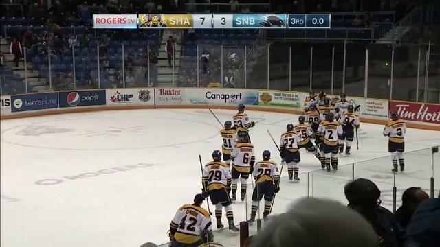QMJHL: Cataractes Ride 3 Pairs Of Goals To Win Against Sea Dogs