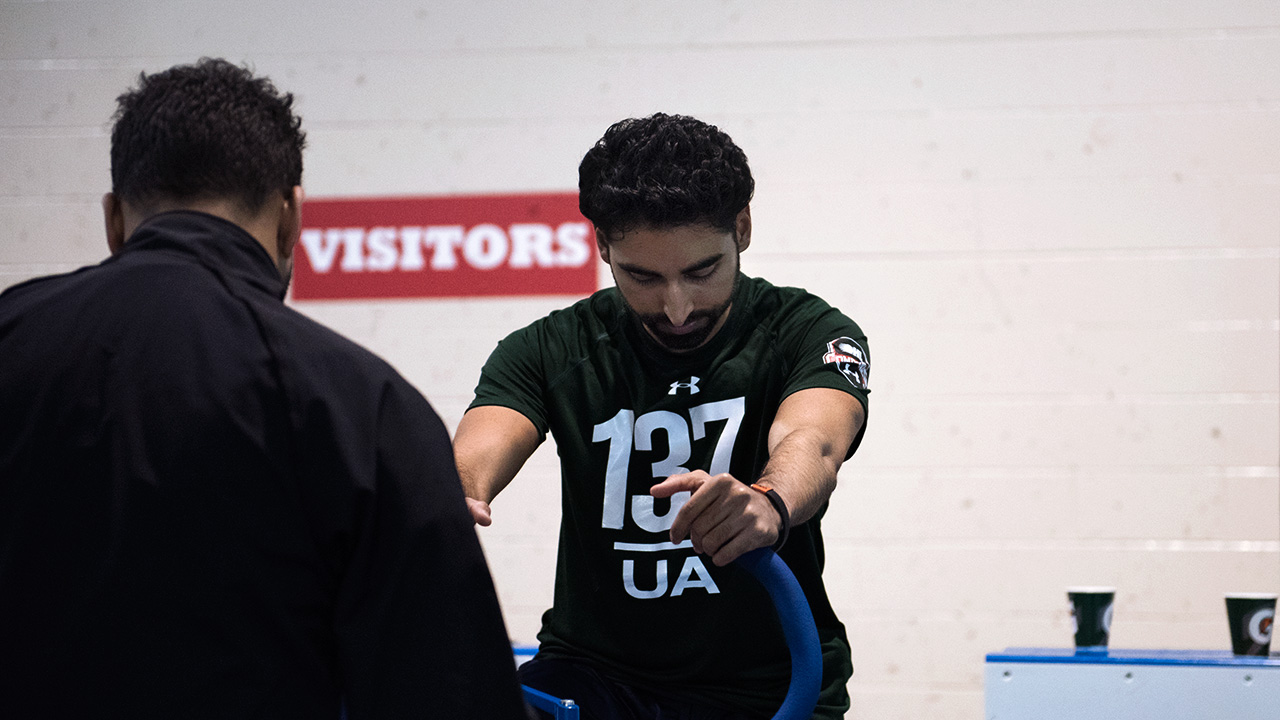 OHL: League Combine - What It's Like To Face The Dreaded Wingate Test