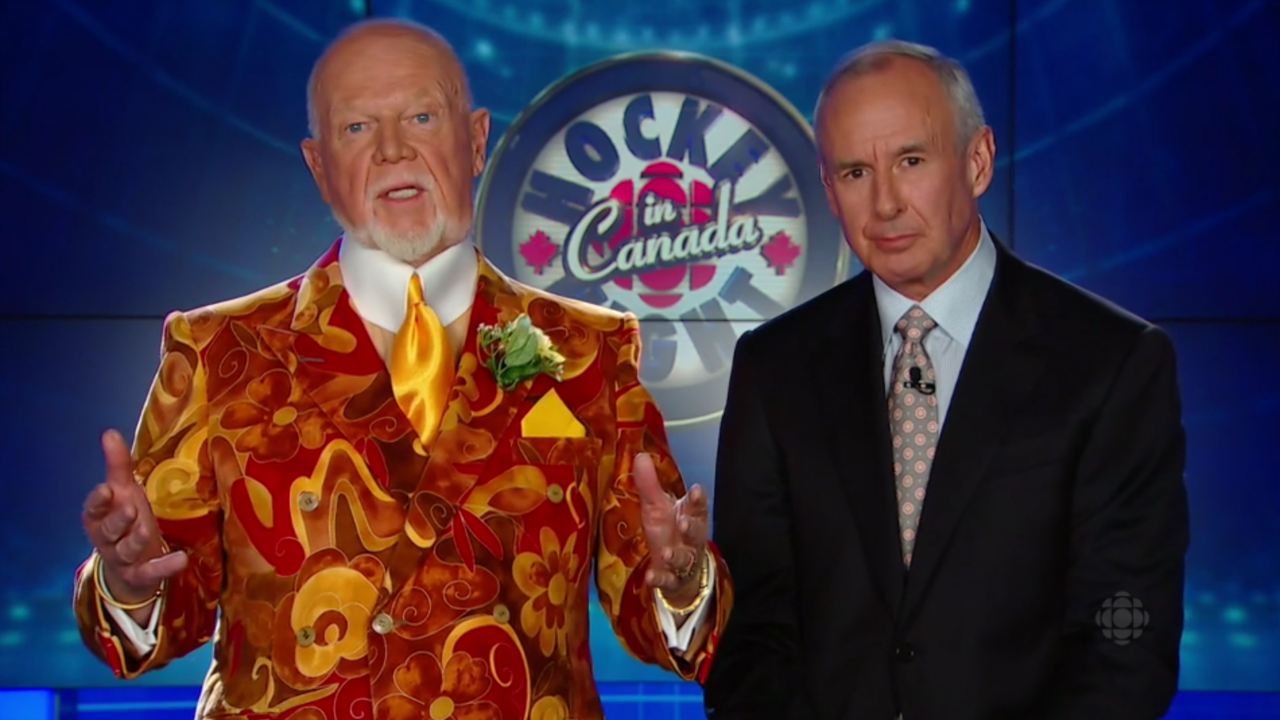 Don Cherry returning to Hockey Night in Canada next season - Sportsnet.ca